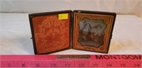 Awesome Antique Tin Type Photograph