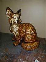Beautiful Ceramic Fox