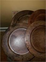 12 Beautiful Rustic Pier 1 Metal Server Plates