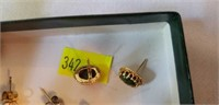 Estate Lot of Earrings and Beads