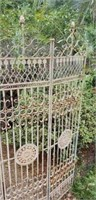 6 Panel Metal Architectural Screen Awesome
