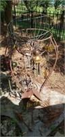 Estate Lot of Outdoor Metal Items