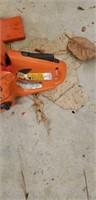 Husqvarna chainsaw will crank Running