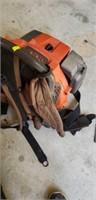 Husqvarna backpack blower