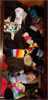 Estate Drawer full of Funky to Stylish Socks