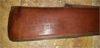 Leather 1990 ducks unlimited gun cases