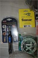 The Clapper, Brackets, Fishing Line, Screwdriver