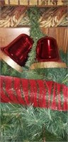Estate lot of Christmas items