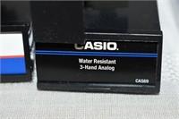 (2) Casio Watches (Both Working)