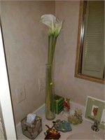 Estate Lot of Household Bathroom Decor