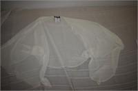 Ivory Shrug Size Sm/Medium