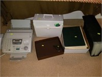 Lot of Household Items- Office Equip, Home Decor