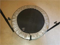 Indoor/Outdoor Mini Trampoline Workout Equip