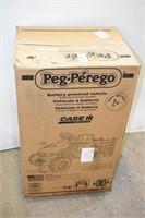 Peg-Perego Battery Powered Vehicle