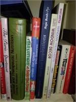 Large lot of General Estate Books