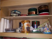 Cabinet of Metals Cans & More