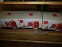 Lot of 10 Boxes of Glassware & Stemware