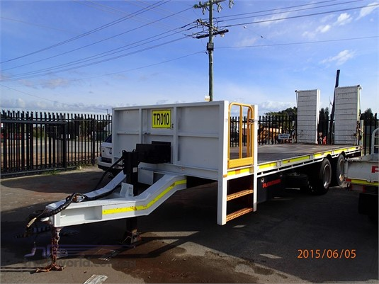 2013 Midland DUAL AXLE PLANT TRAILER Trailers for Sale