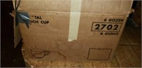 Vintage lot of Federal Punch Cups