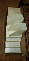 Lot of 26 file holders