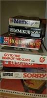 Estate lot of board games