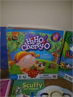 Lot of Childrens' Games & Books