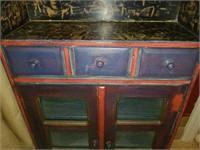 Small Beautiful Bathroom Cabinet