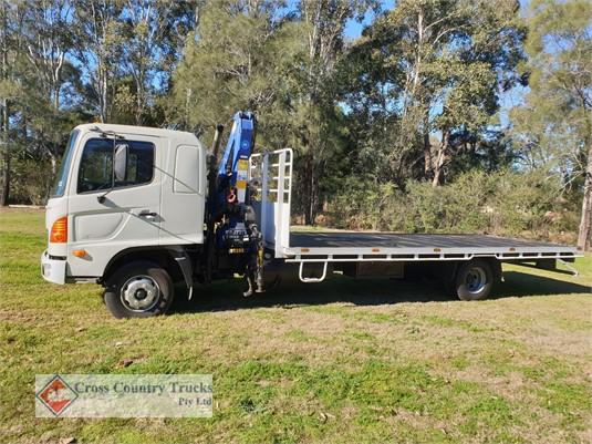 2005 Hino FD Cross Country Trucks Pty Ltd - Trucks for Sale
