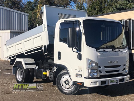 2017 Isuzu NLR 55/45 150 National Truck Wholesalers Pty Ltd - Trucks for Sale