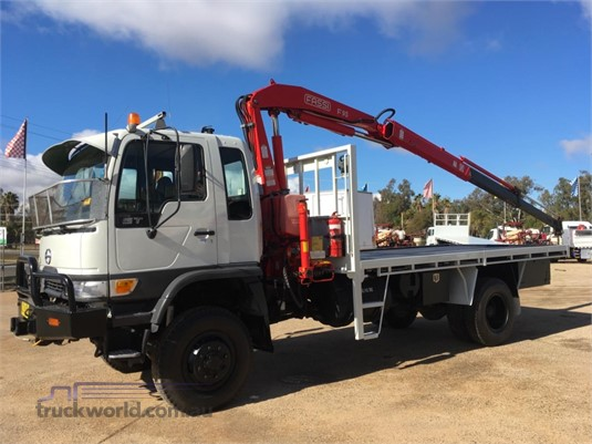 2001 Hino GT1J 4x4 Trucks for Sale