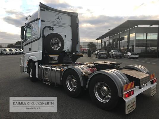 2018 Mercedes Benz Actros 2663 LS Daimler Trucks Perth - Trucks for Sale