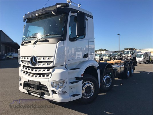 2019 Mercedes Benz Actros 3253L - Trucks for Sale