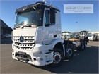2019 Mercedes Benz Actros 3253L Cab Chassis