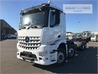 2019 Mercedes Benz Actros 3353 Cab Chassis