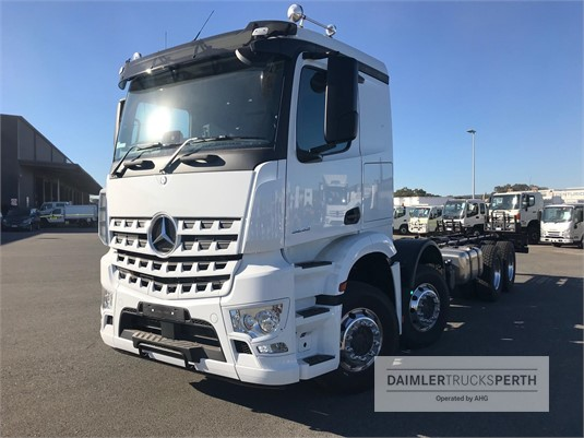 2019 Mercedes Benz Actros 3353 Daimler Trucks Perth - Trucks for Sale