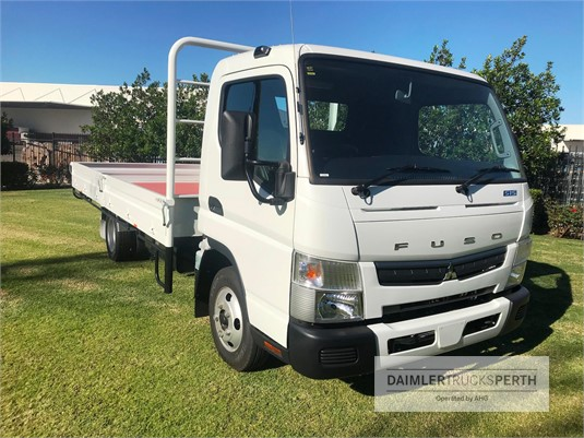 2019 Fuso Canter 515 Wide Daimler Trucks Perth - Trucks for Sale
