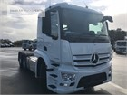 2019 Mercedes Benz Actros 2646LS Pure Cab Chassis