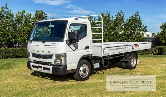 2019 Fuso Canter 815 Wide Daimler Trucks Perth - Trucks for Sale