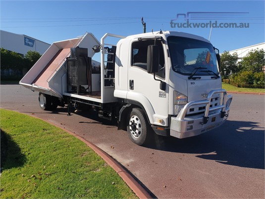 2011 Isuzu other - Truckworld.com.au - Trucks for Sale
