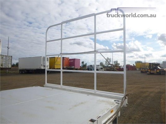 1994 Freighter Drop Deck Trailer Western Traders 87 - Trailers for Sale