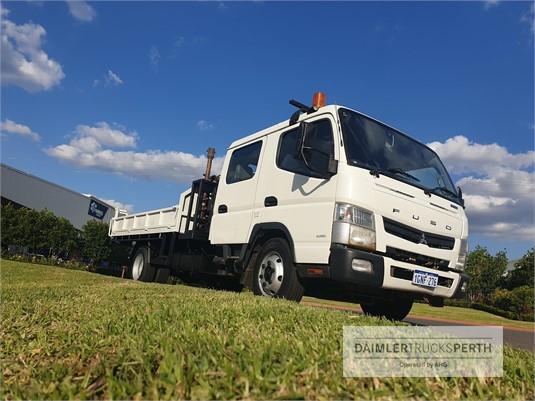 2011 Fuso Canter 918 Crew Cab Daimler Trucks Perth - Trucks for Sale