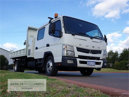2012 Fuso Canter 815 Wide MWB Daimler Trucks Perth - Trucks for Sale
