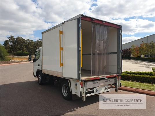 2015 Fuso Canter 515 Wide Daimler Trucks Perth - Trucks for Sale