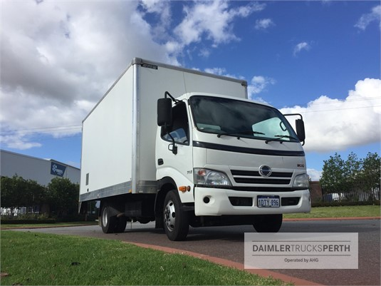 2011 Hino 300 Series 716 Daimler Trucks Perth - Trucks for Sale