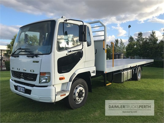 2018 Fuso Fighter 1424 Daimler Trucks Perth - Trucks for Sale