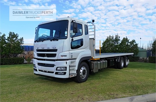 2019 Fuso other Daimler Trucks Perth - Trucks for Sale