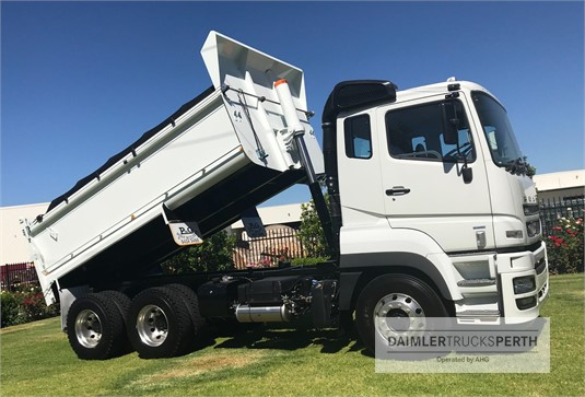 2018 Fuso FV54SK5VFAA Daimler Trucks Perth - Trucks for Sale