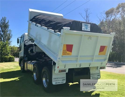 2018 Fuso FV54SK5VFAA Daimler Trucks Perth - Trucks for Sale