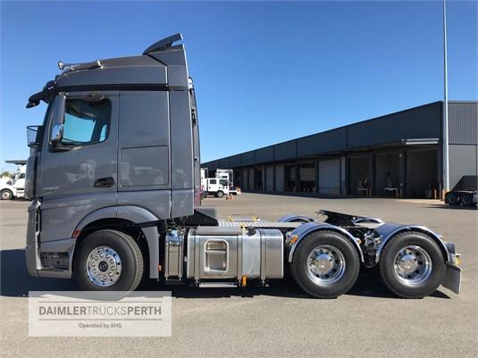 2019 Mercedes Benz Actros 2663 Daimler Trucks Perth - Trucks for Sale