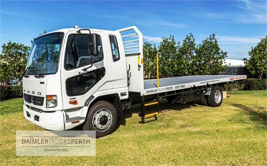 2019 Fuso Fighter 1124 Daimler Trucks Perth - Trucks for Sale
